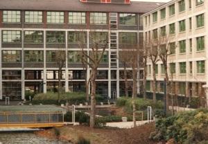 Schlumberger Sedco/Forex headquarters in Montrouge suburb of Paris