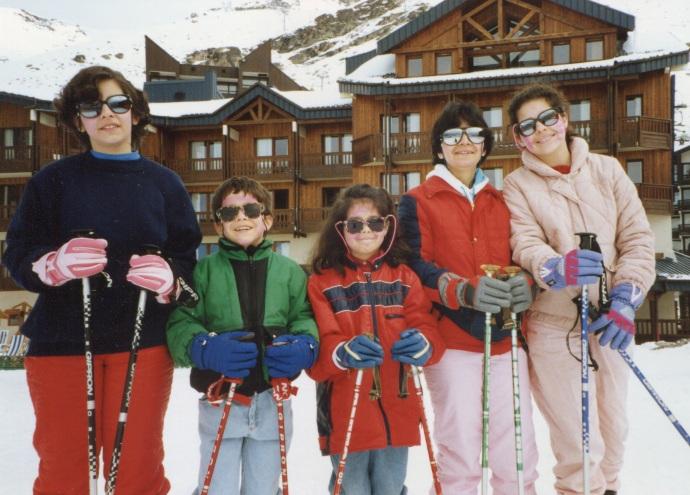 Paris ski 1