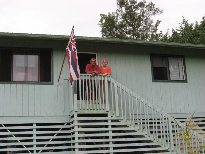 John and Cyndy 2013 Hawaii