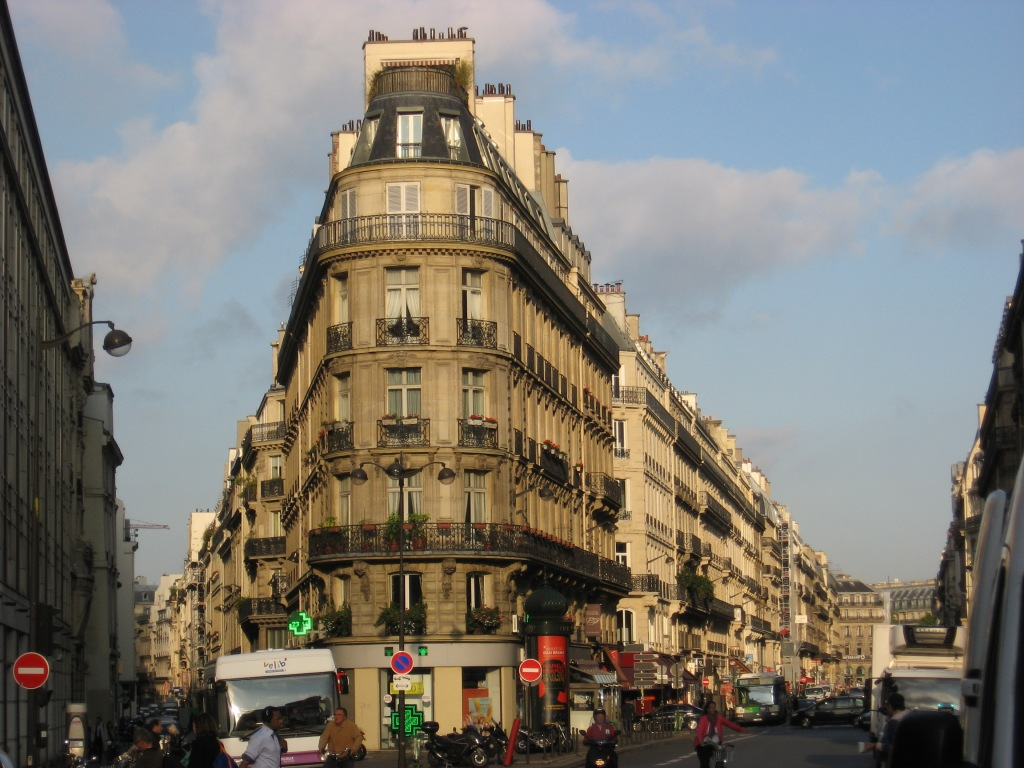 Paris intersection