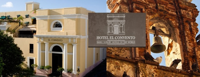 El Convento - one of the small luxury hotels of the world