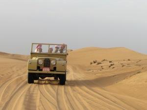Dubai Heritage Desert Safari 1