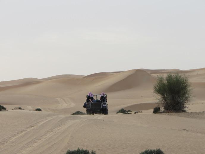 Dubai Heritage Desert Safari