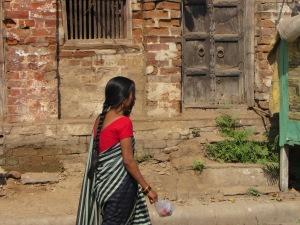 Girl with bangles