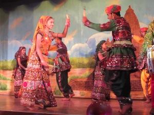 Indian Folk Dance Show