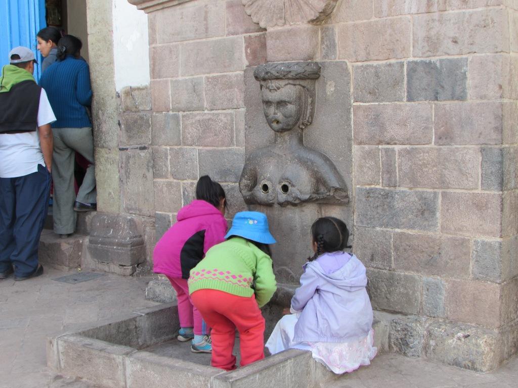 Cusco Fountain