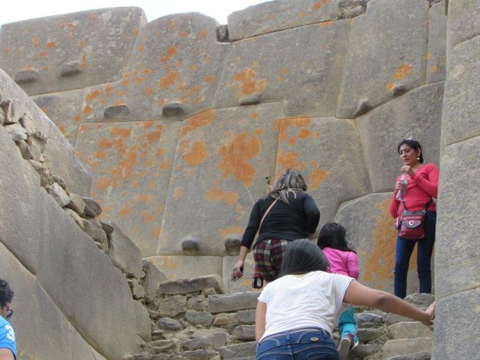 Fine Inca stonework