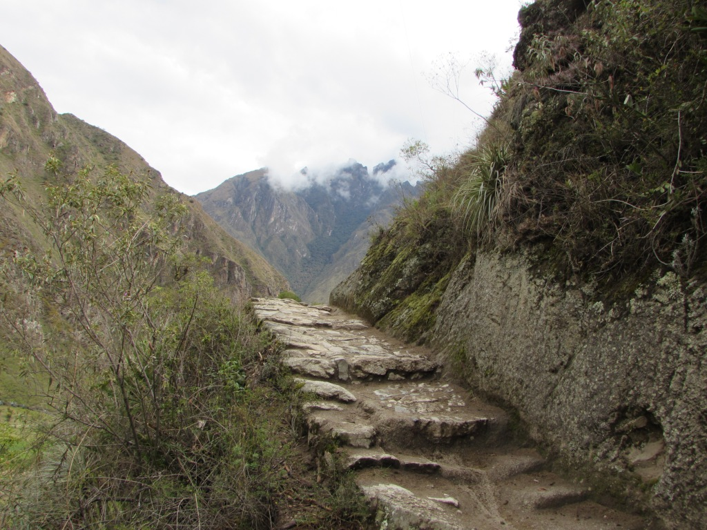 Beautiful, torturous steps