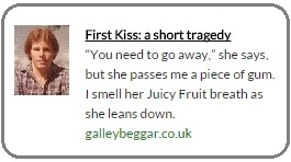 First Kiss story
