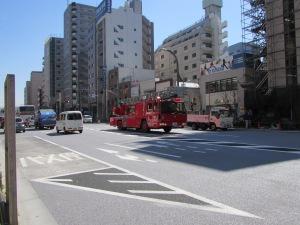 Tokyo firetruck