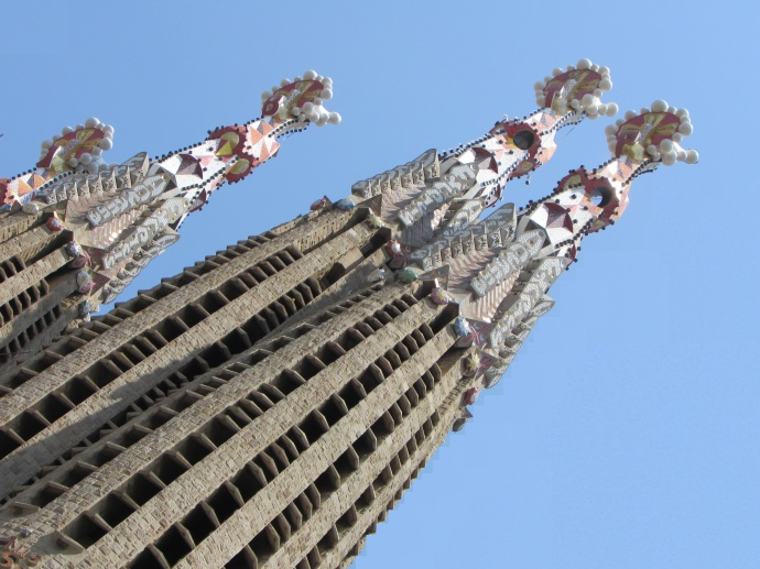 Barcelona F.S.Towers w balls