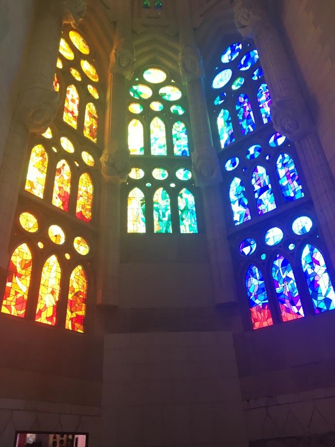 Barcelona F.S. windows
