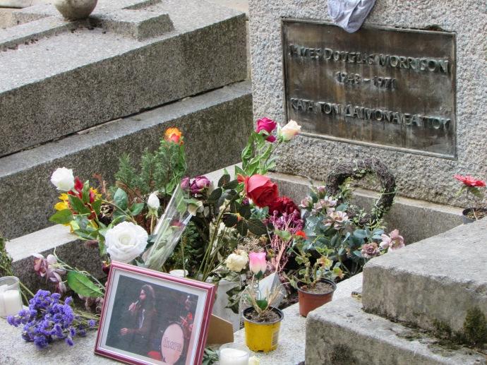 Paris Jim Morrison of Doors