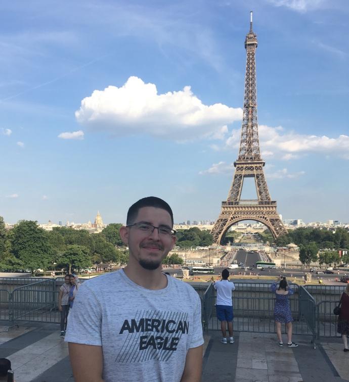 Paris Oscar Eiffel Tower