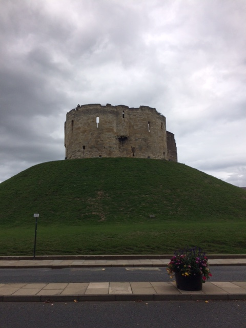 York Cliffords tower 2