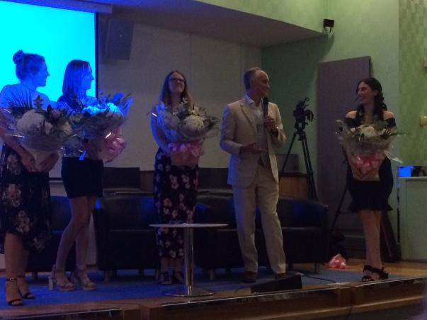 York winners presentation