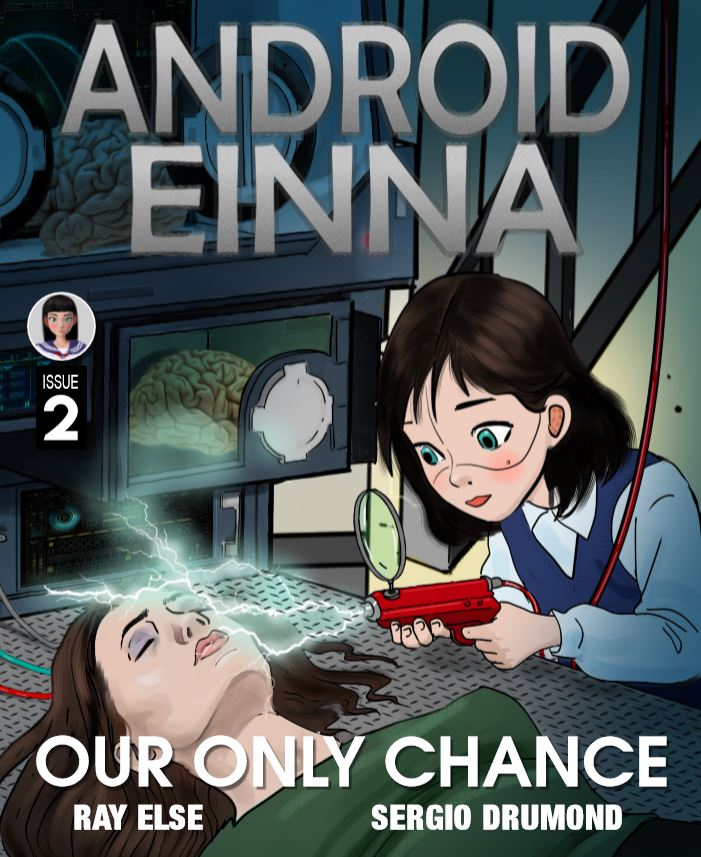 Android Einna 2 Cover