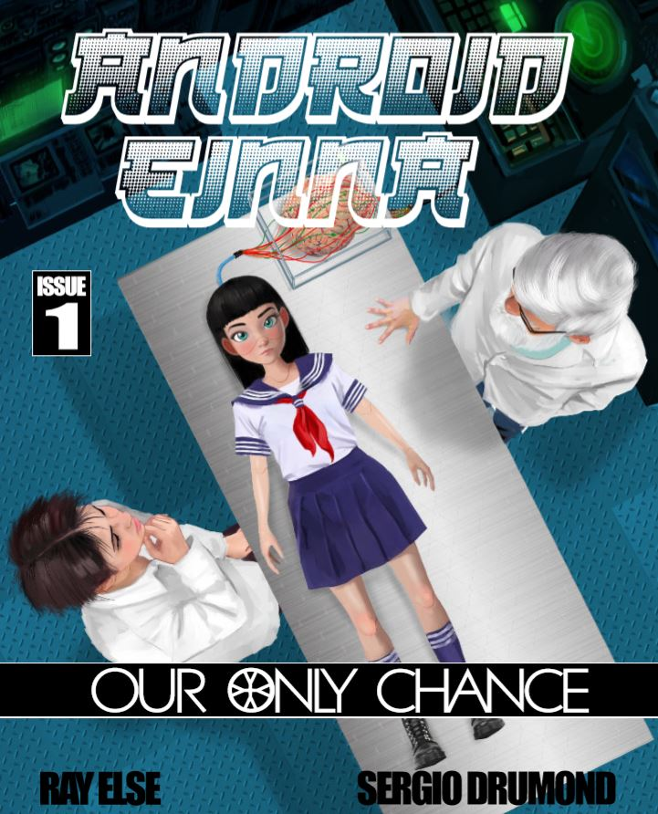 Android Einna Cover